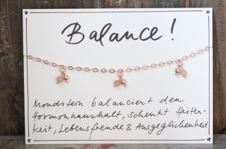 Ausgeglichenheit & Gelassenheit